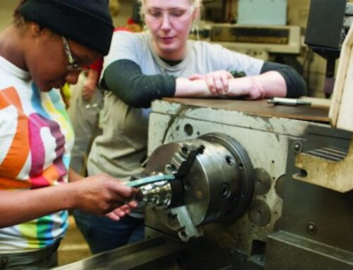 Apprenticeships for Women are Building the Future