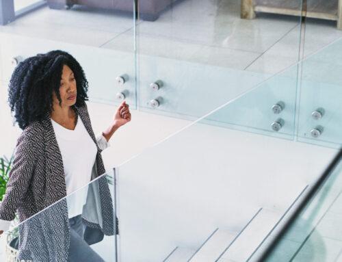 Climbing the Leadership Ladder: Women's Progress Stalls