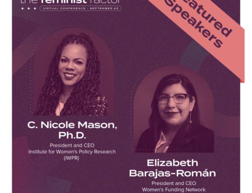 Women Funded 2021: The Feminist Factor