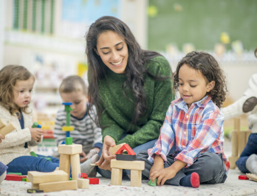 Evaluating the Role of Campus Child Care in Student Parent Success
